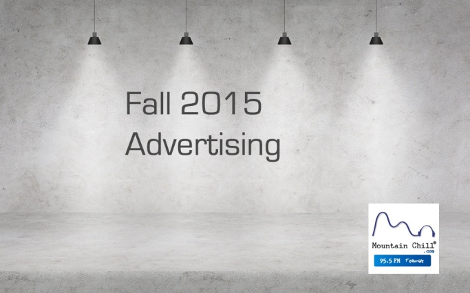 Fall 2015 Advertising
