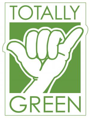 Totally Green Logo